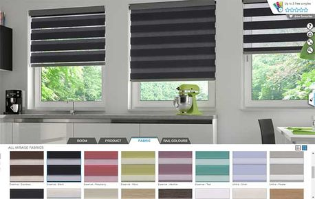 Window Blind Design Tool